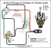 active pickup wiring active image wiring diagram active guitar pickup wiring diagrams active auto wiring diagram on active pickup wiring