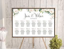 Wedding Stationery Inspiration Seating Charts Wedding Table