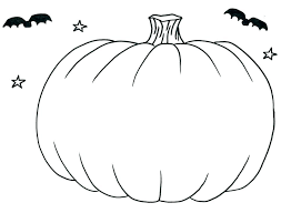 Coloring Pages Pumpkins Of To Print Pumpkin Halloween Free