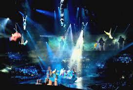 Beatles Love Cirque Du Soleil Seating Chart Beatles Love