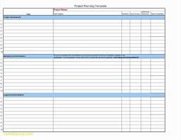 Project Planning Excel Template Free Download Project Planning Excel Template Free Download With Planner