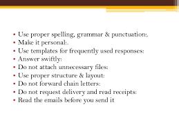 Proper Email Edicate Email Etiquette 2019 01 31