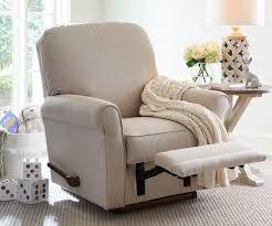 nursery scene with addison rocking recliner