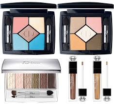 dior milky dots makeup collection for summer 2016 eye s