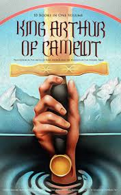 king arthur of camelot the history the myth of king arthur and the knights