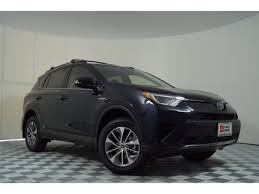 New 2018 Toyota RAV4 Hybrid For Sale | Denton TX | JTMRJREV8JD226889