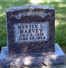 Myrtle L. Graves Harvey (1876-1954) - Find A Grave Memorial