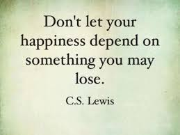 Cs Lewis Quotes Stunning Cs Lewis Quote Happiness Dust Off The Bible