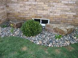Rock Flower Bed Wonderful Living Room Modern With Rock Flower Bed ... | BV  - Deck, Patio, & Landscaping | Pinterest | Landscaping ideas, Rock flower  beds ...