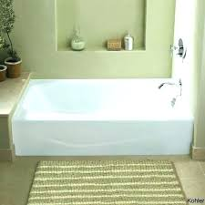 kohler cast iron tub. Cast Iron Bathtub Home Depot Refinishing Kit Villager Kohler Tub U