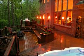 outdoor deck lighting ideas. Outdoor Deck Lighting Ideas Inset And Step For C