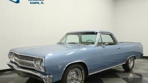 1965 Chevrolet El Camino for sale near Lutz, Florida 33559 ...