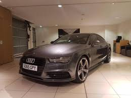 audi a7 2015 black.  Audi 2015 Audi A7 Black Edition  30 TDI S Line Quattro Sportback Inside