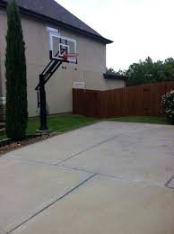 pro dunk hoops. Pro Dunk Hoops College Basketball Court Dimensions For A Traditional Landscape With Gold