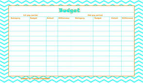 Biweekly Budget Template 29 Images Of Bi Weekly Budget Template Printable Leseriail Com