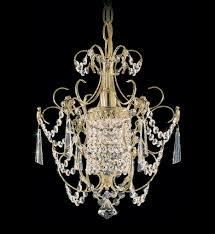 schonbek 182948 century single light antique silver crystal chandelier undefined silver crystal chandelier t58