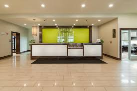 the lobby or reception area at hilton garden inn closest foxwoods