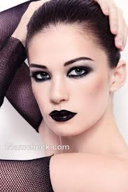 goth makeup looks photo 1
