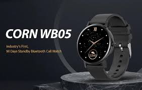 <b>CORN WB05</b>, The Industry's First 90-day Standby Smartwatch That ...