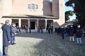 Chi c'era ai funerali di Franco Marini. Le foto di Pizzi - Formiche.net