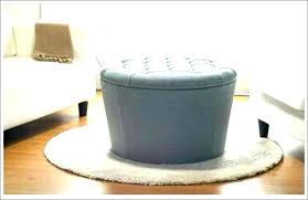 round storage ottoman coffee table large round ottoman large round storage ottoman coffee table round storage