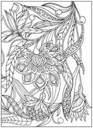 vine flower coloring pages