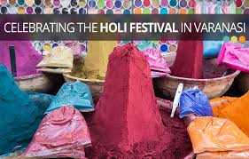 celebrating the holi festival in varanasi castaway celebrating the holi festival in varanasi
