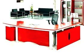 elegant office desk. Delighful Desk Elegant Office Furniture L Shaped Desk Computer Built Into  Red Deer Home To