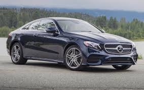 Motoman drives the 2018 mercedes e400 coupe 4matic and learns three things about the 2018 mercedes benz e400 coupe as. 2018 Mercedes Benz E Class Coupe Amg Styling Us Wallpapers And Hd Images Car Pixel