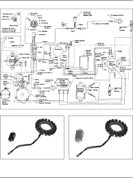 starter generator wiring diagram for kohler schematics and golf cart starter generator wiring diagram diagrams