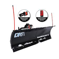 detail k2 rampage ii 82 in x 19 in snow plow for trucks and suv detail k2 rampage ii 82 in x 19 in snow plow for trucks and