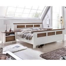 Laguna Schlafzimmer Set Mit Schrank 5 Trg Bett 180x200 Pinie
