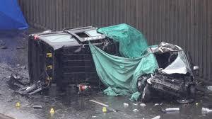 Birmingham crash: road accident leaves six people dead | UK news ...