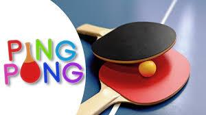 Resultado de imagen de ping pong