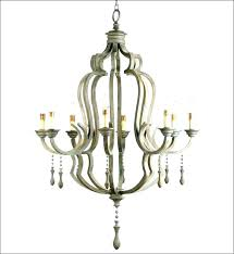 white wooden chandelier wood and iron chandeliers washed crown farmhouse uk