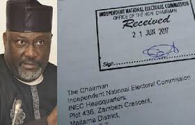 Image result for MELAYE VS INEC
