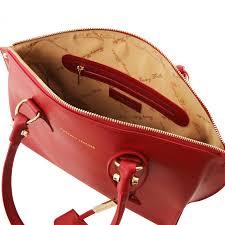 tuscany leather ruga leather per handbag made in italy