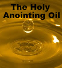 Image result for holy anointing oil