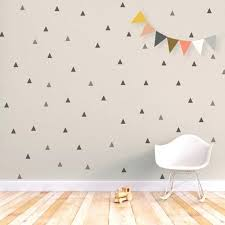 image 0 boys wall stickers childrens bq triangle decal baby great wave giant wall decals