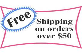 you always get for every order of 50 be sure to check your order total in your cart before checking out to make sure your qualify