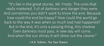 Jrr Tolkien Quotes On Christianity Best of JRR Tolkien Hints Of The Incarnation GCI Update