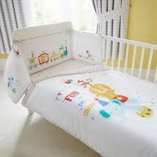 circus baby bedding set nursery decor at dunelmcom