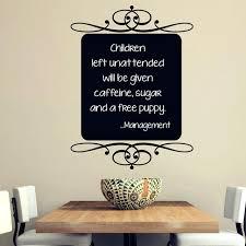 classic blackboard wall decal vinyl sticker kitchen cafe home restaurant wall art large chalkboard calendar wall