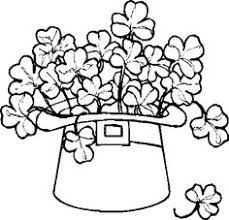 Small Picture St Patricks Day Coloring Cards free printable Saints Free