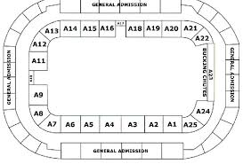 Seating Chart Ford Idaho Center Seating Charts Ictickets