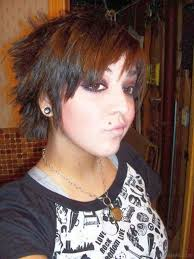 Short Hair Style For Girls 52 colored short emo hairstyles for girls 2043 by wearticles.com