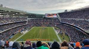 Stubhub Soldier Field Seating Chart Soldier Field Soldier Field 1410 S Museum Campus Dr Chicago