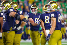 Notre Dame Football Depth Chart Who Will Start Against