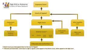 Overview Courts Of New Zealand
