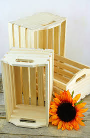 Wooden Crate With Handles 25 Best Unfinished Wood Crates Ideas On Pinterest Michaels Wood